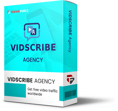 Vidscribe AI Launch Discount & Huge Bonus 2