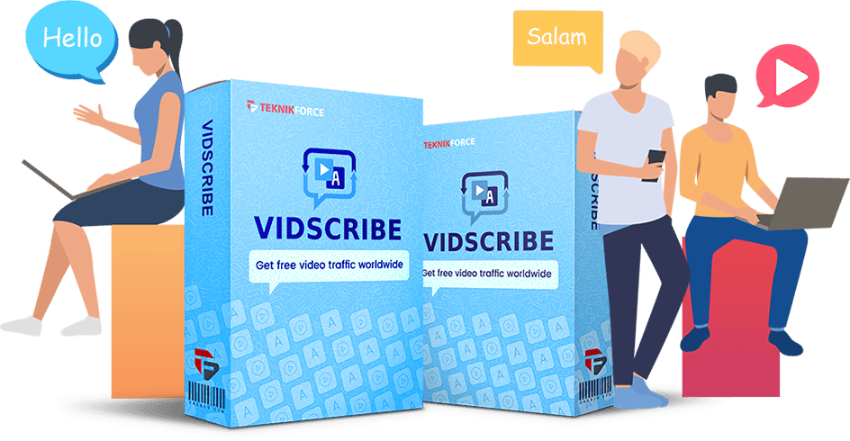 vidscribe features