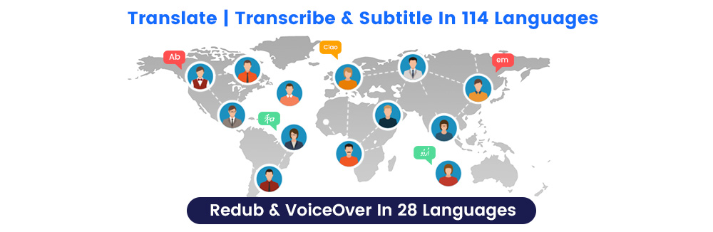 Language and Voiceover Count
