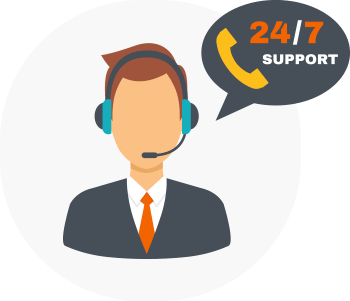 Vidscribe AI 24/7 support